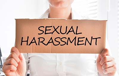 Prevention of sexual harassment, discriminatin and retaliation in employment