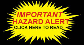 Hazard Alert- Click Here to Read